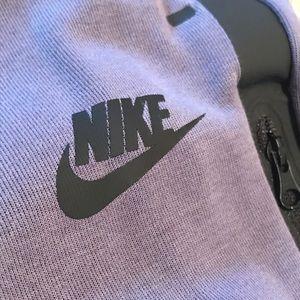Nike Tech Fleece, Plus Size, Blue/Grey